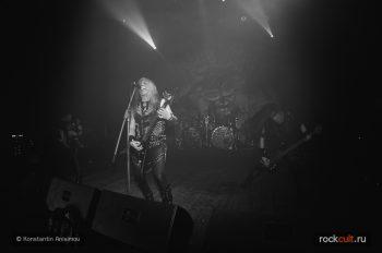 Фотоотчет | Vader в Питере | Opera Concert Club | 9.09.2016