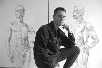 Густав Гурьянов признан самым дорогим художником России