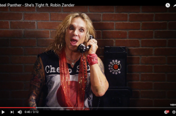 steel panther shes tight