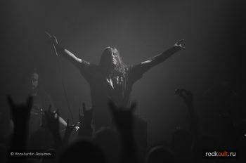 Фотоотчет | Graveworm в Питере | Opera Concert Club | 01.10.2016