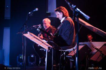 Фотоотчет | Андрей Макаревич и Ильдар Казаханов в Питере | Эрарта | 5.10.2016