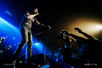 Фотоотчет | Ногу свело в Питере | Aurora Concert Hall | 23.09.2016