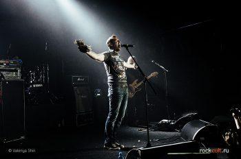 Фотоотчет   Ногу свело в Питере   Aurora Concert Hall   23.09.2016