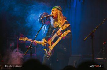 Фотоотчет | Uli Jon Roth в Питере | Jagger | 6.10.2016