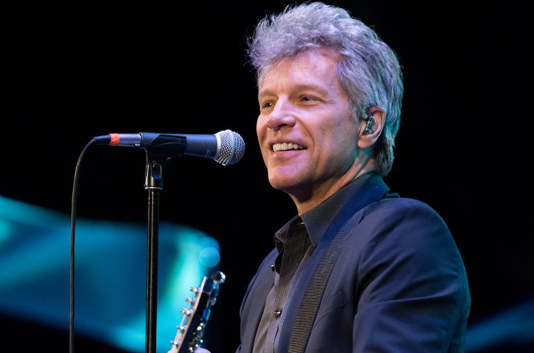 Bon Jovi сыграли песню на телешоу Good Morning America