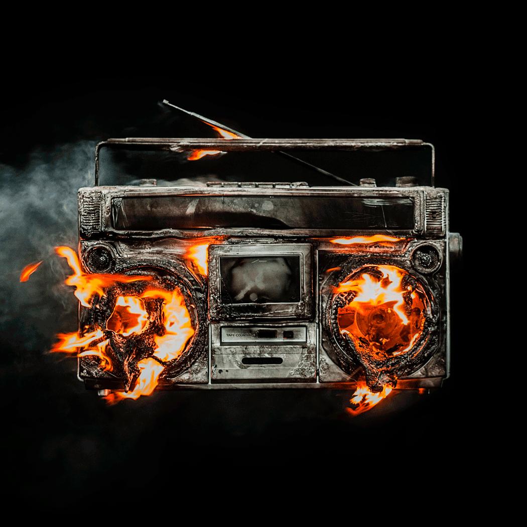 Рецензия на альбом Green Day - Revolution Radio (2016)