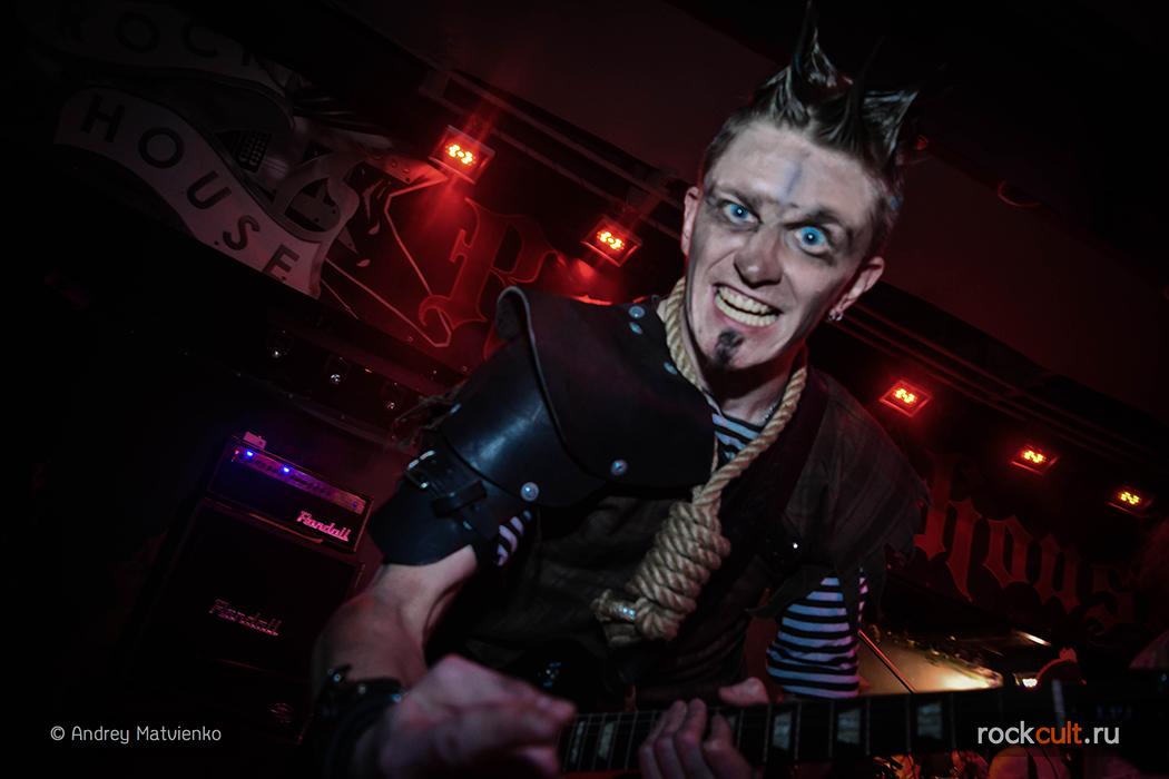 Фотоотчет | Фестиваль Фолк Room в Москве | Rock House | 14.10.2016