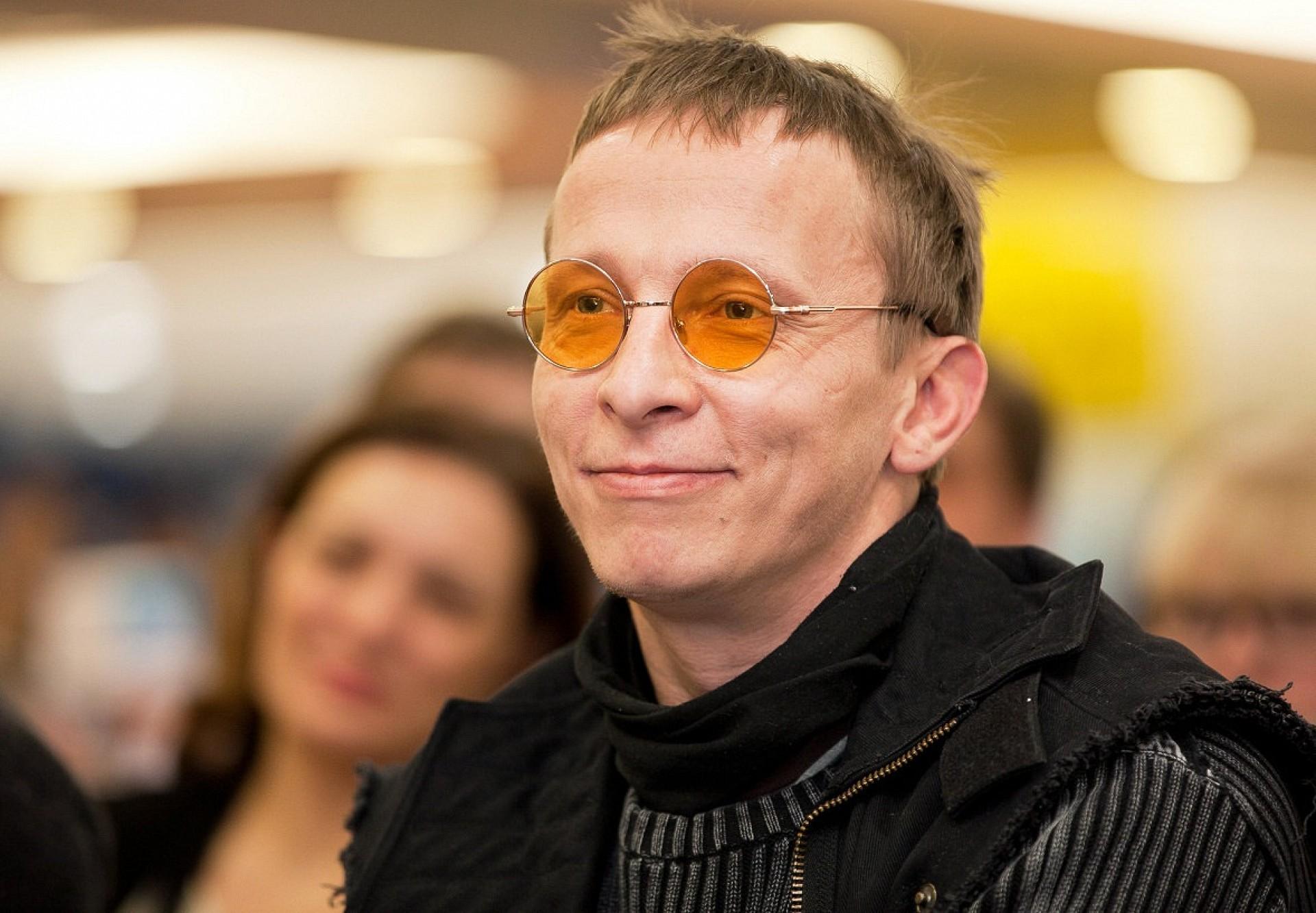 Анонс Иван Охлобыстин в Москве Crocus City Hall 12.10.2016