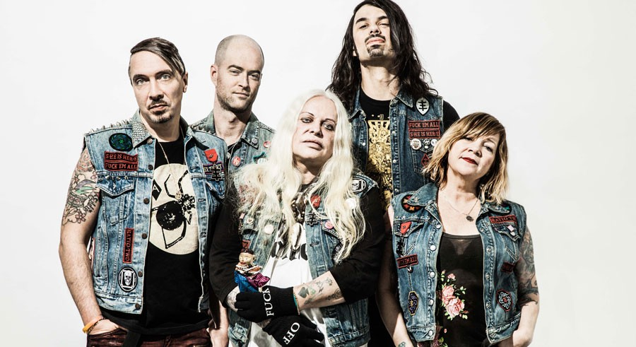 Анонс | Psychic TV & Cult Of Youth в Москве | RED | 28.10.2016