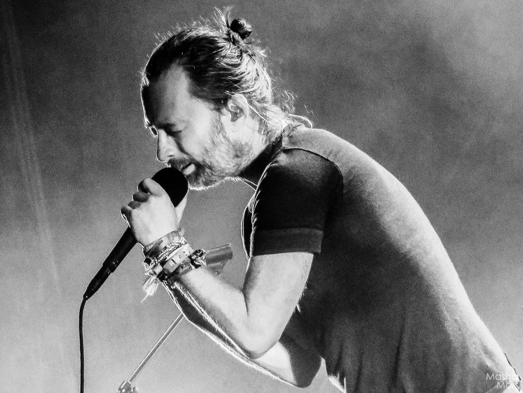 Radiohead стали первыми хедлайнерами Glastonbury 2017