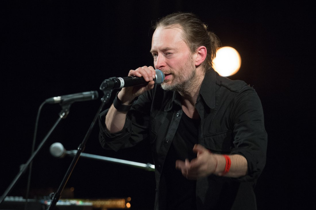 Radiohead исполнили кавер на The Smiths How Soon Is Now?