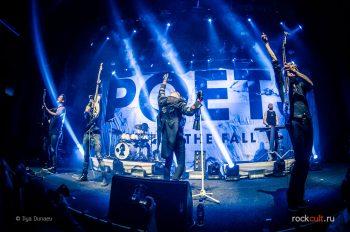 Фотоотчет | Poets of the Fall в Москве | Yotaspace | 03.11.2016