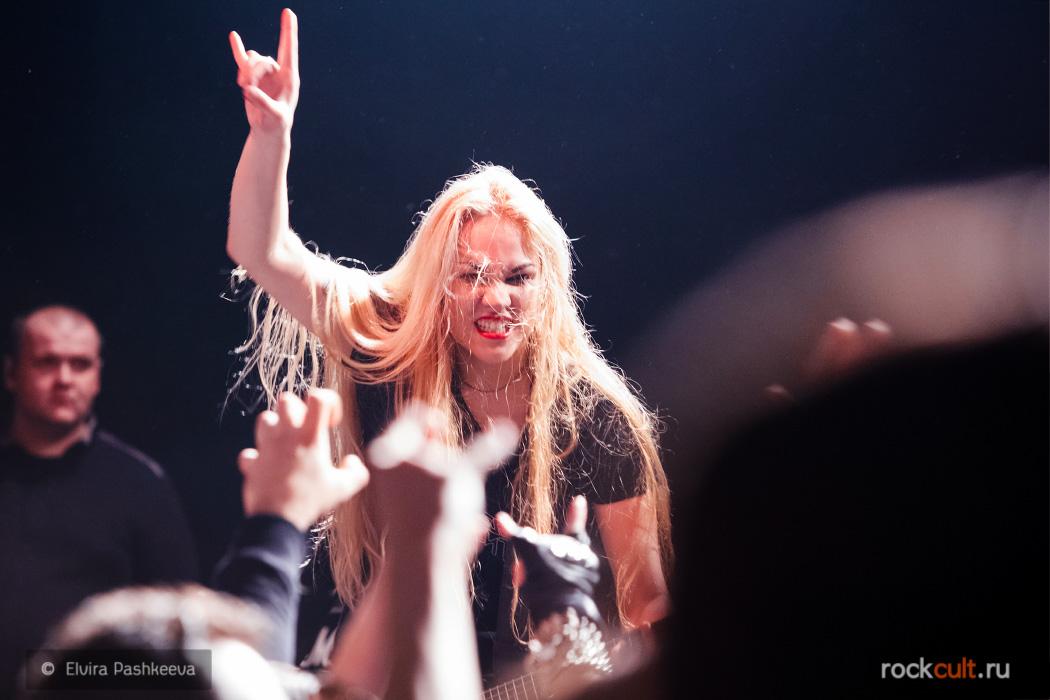 Nervosa анонсировали выход альбома Downfall Of Mankind
