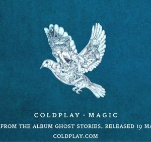Coldplay-Magic