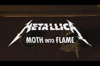 Metallica - Moth Into Flame video