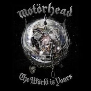 motorhead the world is yours обложка