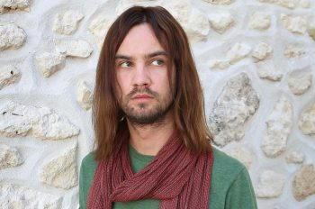 Tame Impala's Kevin Parker in his Fremantle Studio.   27 November 2013  Picture: Bill Hatto  The West Australian ***  ***