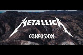 metallica confusion видео
