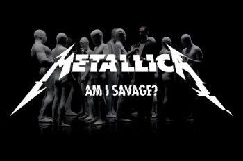 metallica i am savage видео