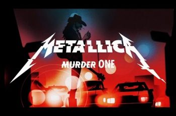 metallica murder one видео
