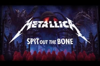 metallica spit out the bone видео