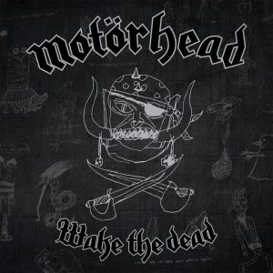 motorhead wake the dead обложка