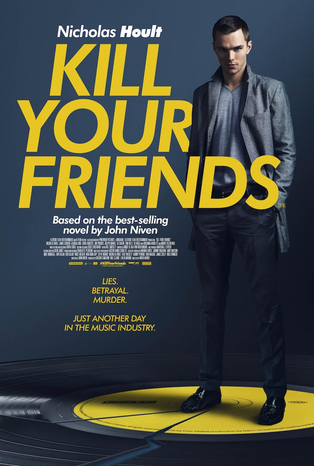 Убей своих друзей фильм