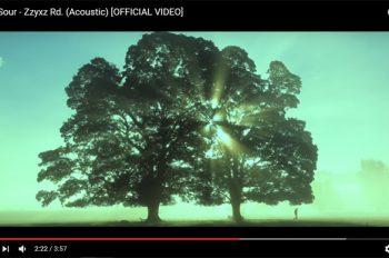 Stone Sour - Zzyxz Rd. (Acoustic) клип