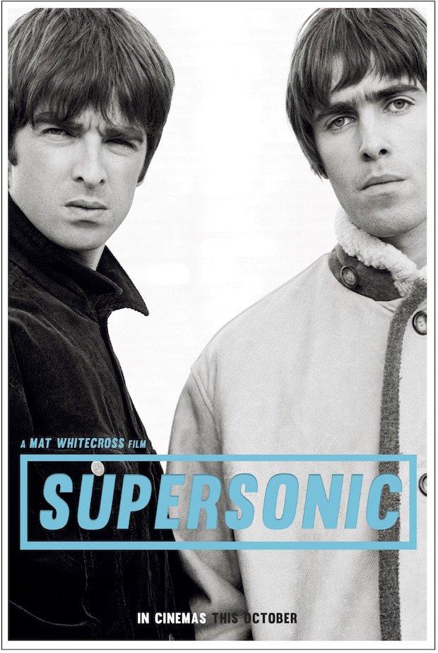 Supersonic документальный фильм об Oasis
