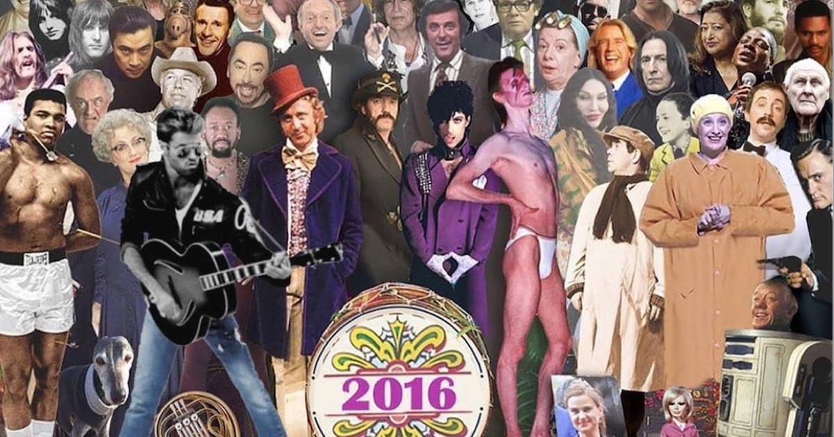 Почему так много знаменитостей умерло в 2016 году? - Роккульт