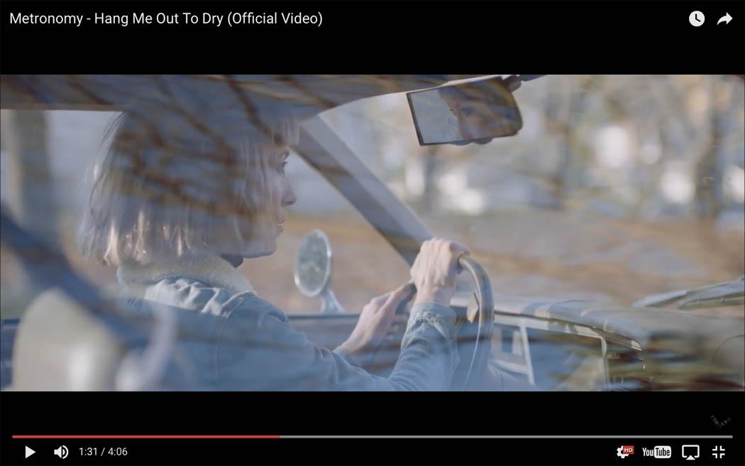Metronomy выпустили клип на песню Hang Me Out To Dry