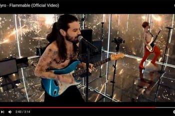 Biffy Clyro - Flammable клип