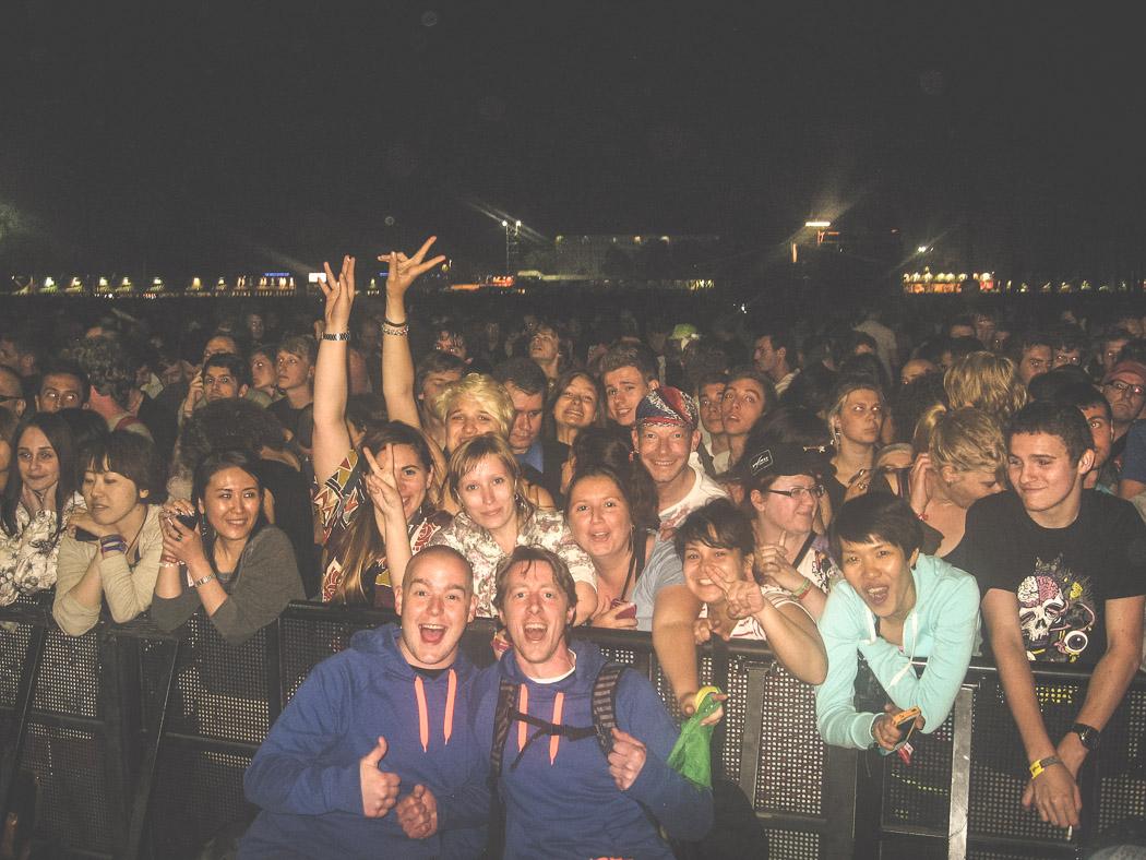 Гид по фестивалю Rock Werchter - Роккульт