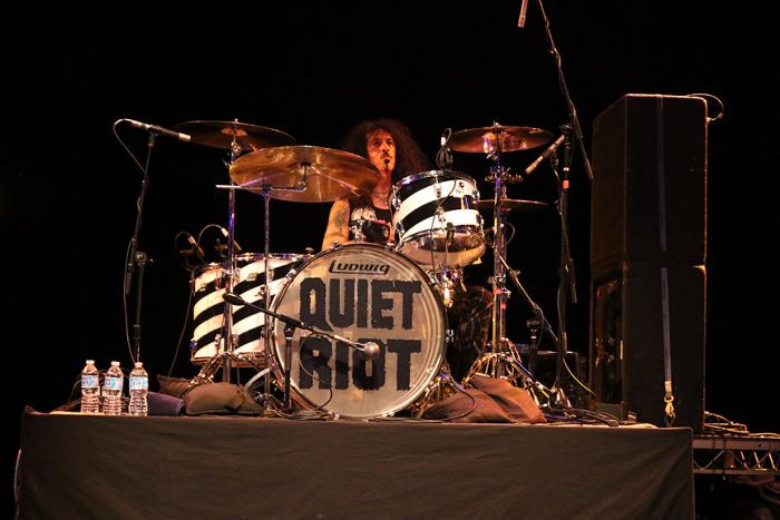Новый альбом Quiet Riot выйдет в начале весны