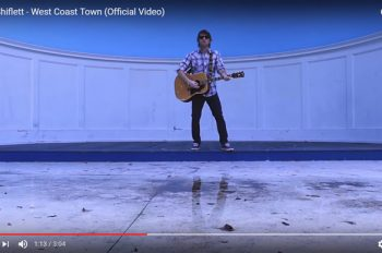 Chris Shiflett - West Coast Town клип