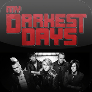 My Darkest Days лого