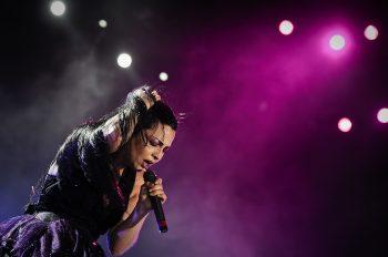 Evanescence работают над новым материалом