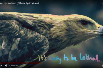 Coldplay Hypnotised лирик-видео