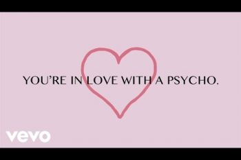Kasabian - You're In Love With a Psycho лирик-видео
