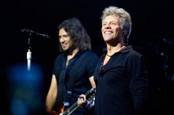 Bon Jovi почтили память Чака Берри