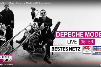 depeche mode видео