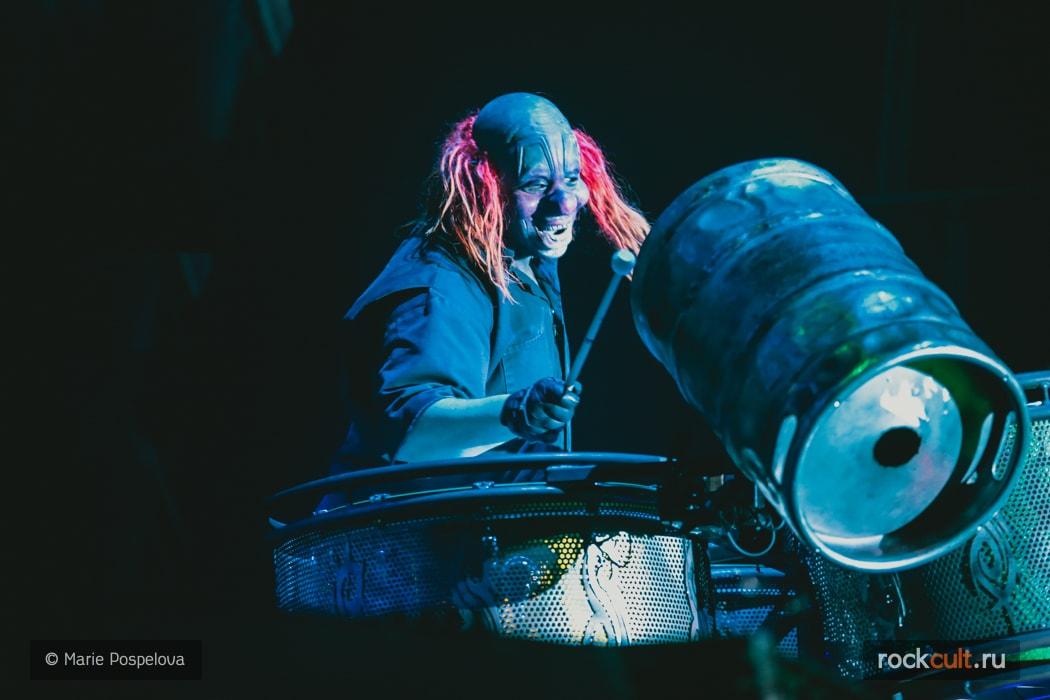 Клоун из Slipknot рассказал о важности обсуждения ...: http://rockcult.ru/news/slipknots-clown-importance-mental-health/