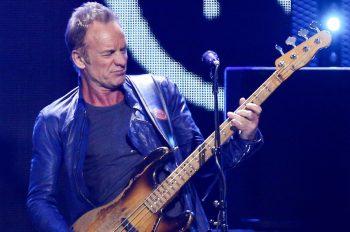 Sting решил не отменять концерт в Нью-Йорке из-за снегопада