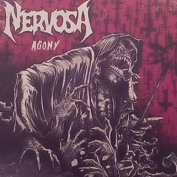 Nervosa — Agony (2016) - Роккульт