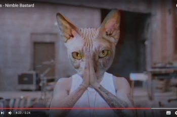 Incubus - Nimble Bastard клип