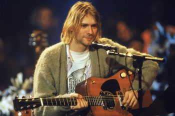 Nirvana Курт Кобейн