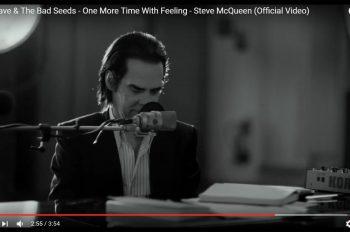 Nick Cave & The Bad Seeds Steve McQueen клип