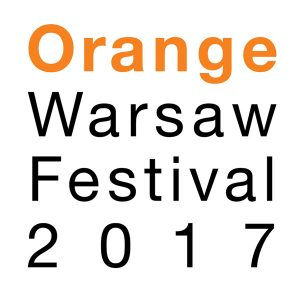 Orange Warsaw Festival 2017 лого