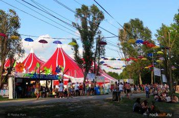 фестиваль Sziget 2014