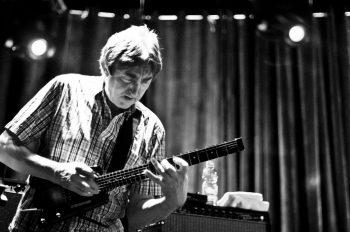 Умер гитарист Аллан Холдсворт